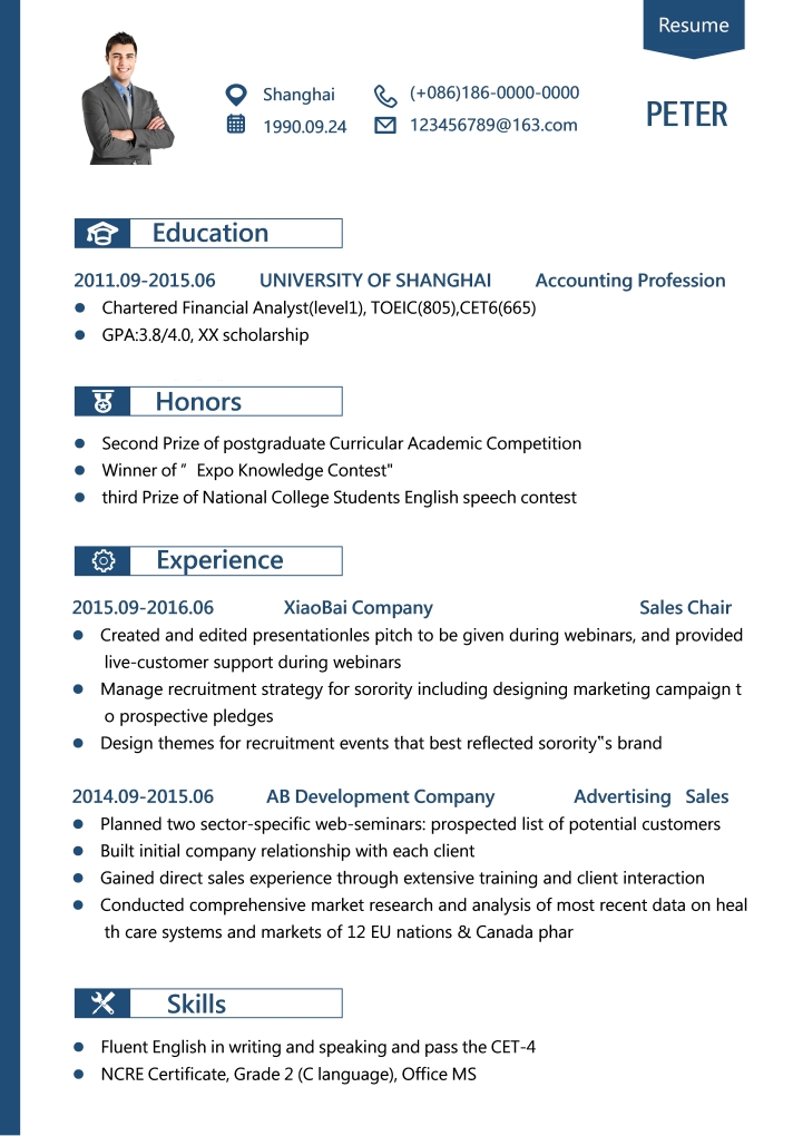 personal resume doc - writer templates